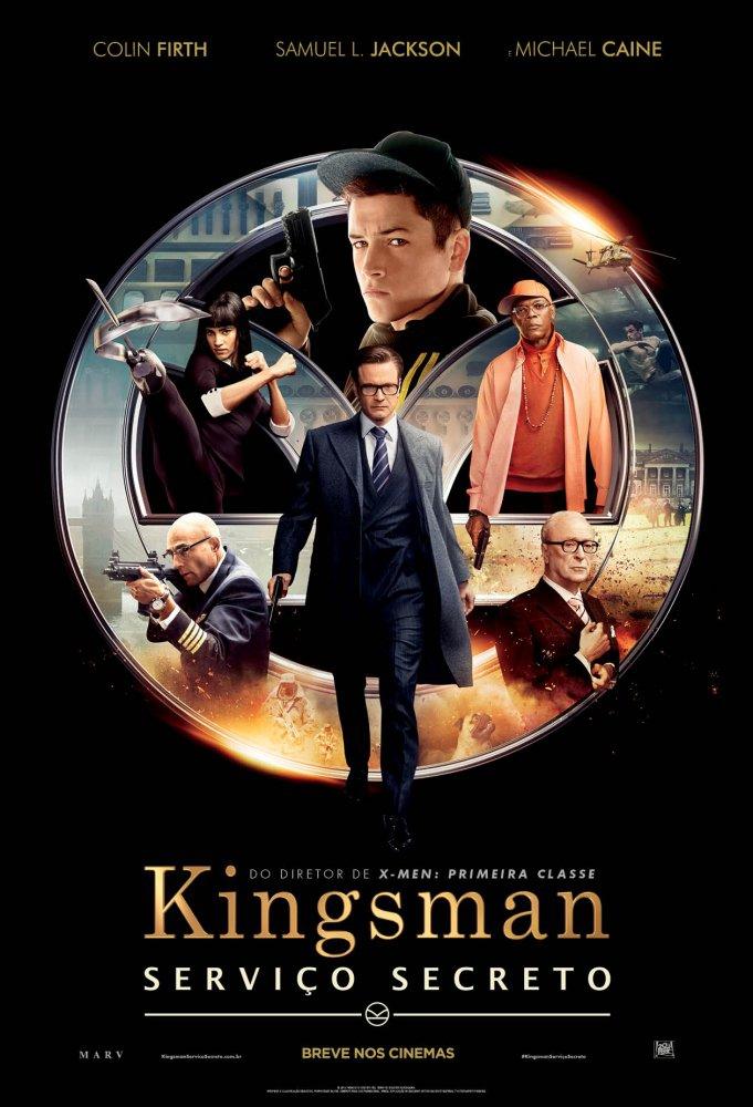 Kingsman - Serviço Secreto (2015)