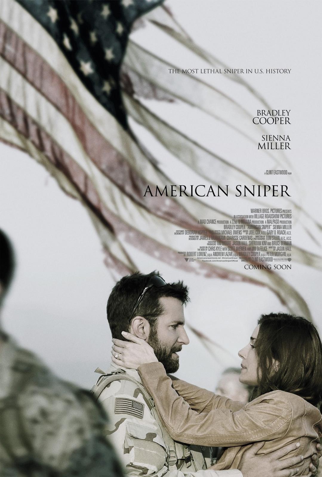 Sniper Americano (2015)