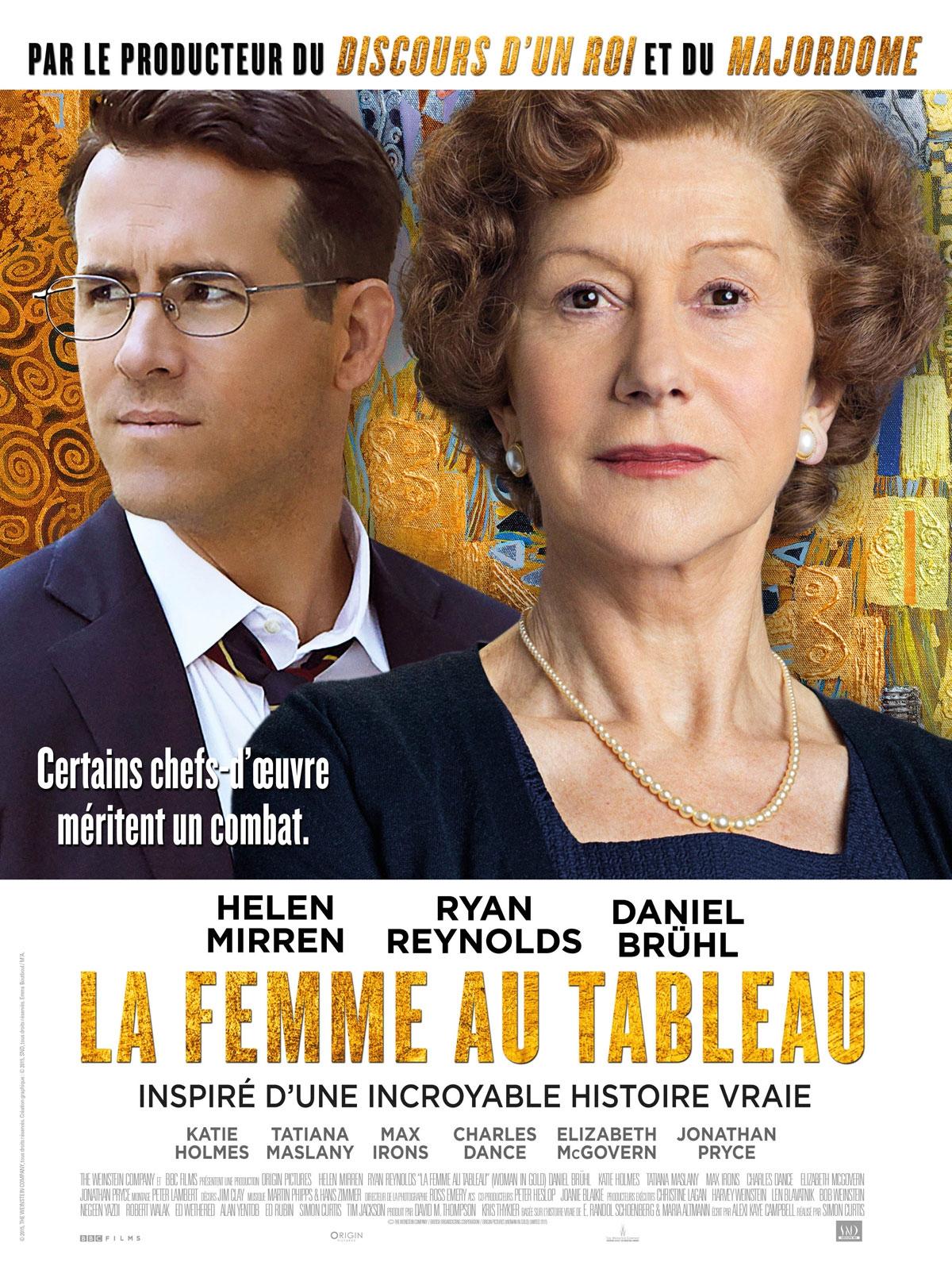 A Dama Dourada  (2015)