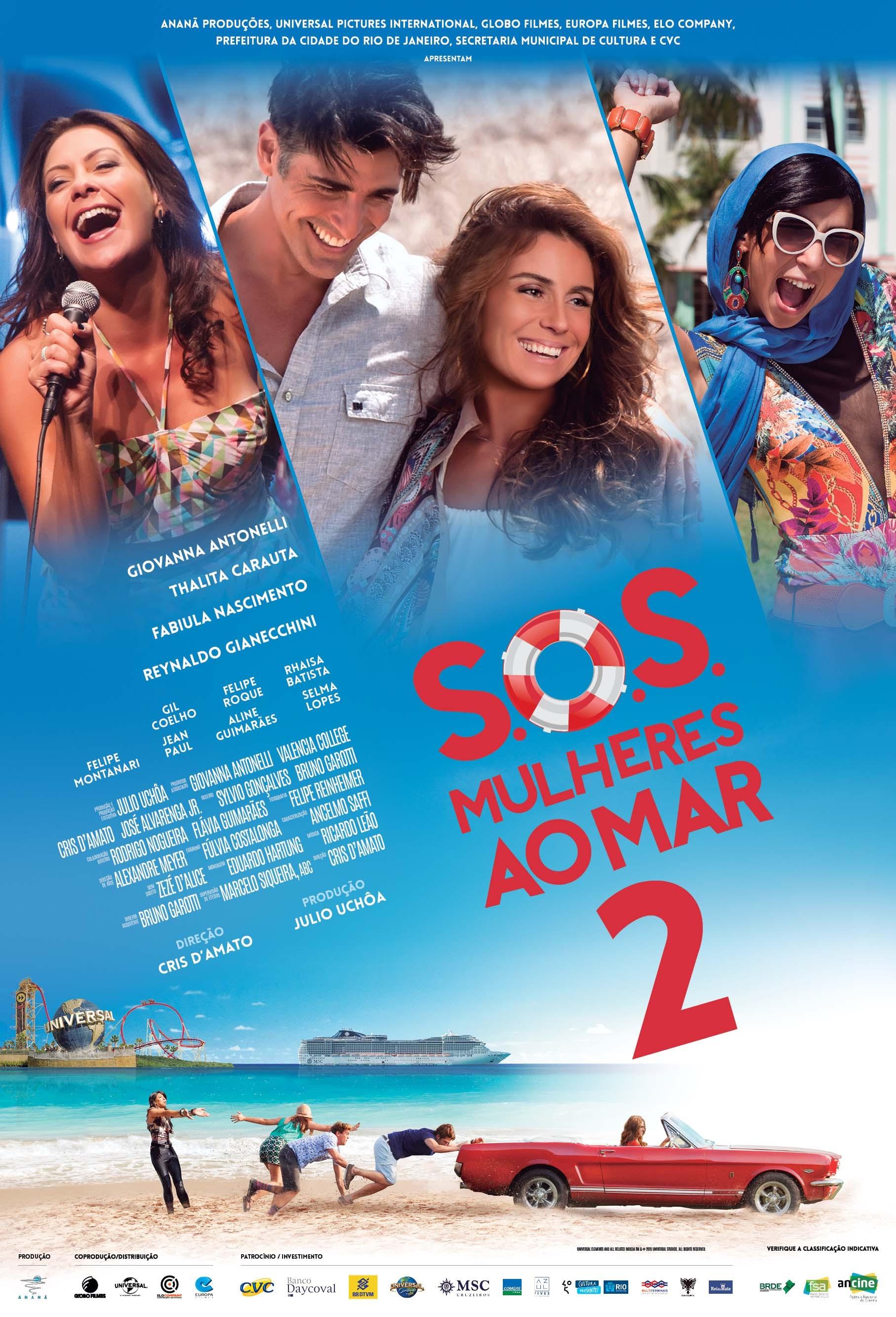 S.O.S Mulheres ao Mar 2  (2015)