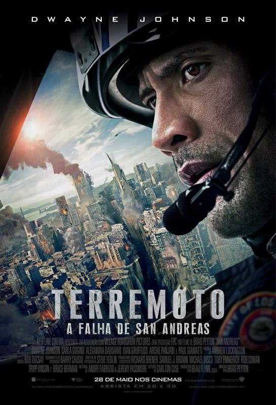 Terremoto - A Falha de San Andreas (2015)