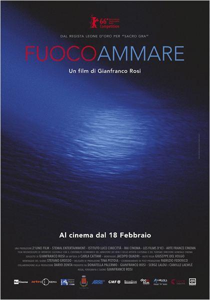 Fogo no Mar  (2016)