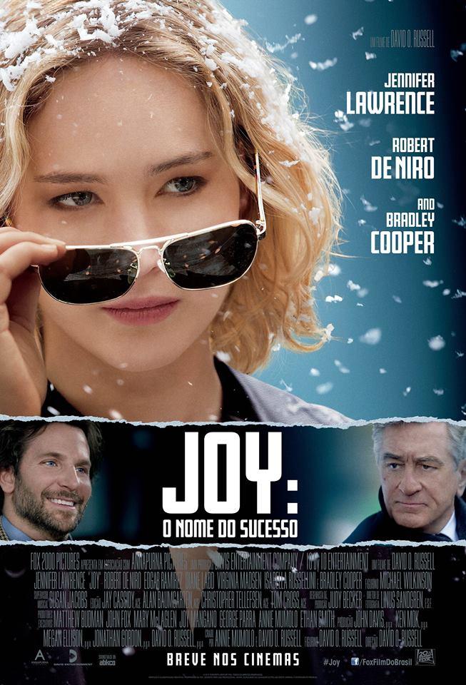 Joy: O Nome do Sucesso (2015)