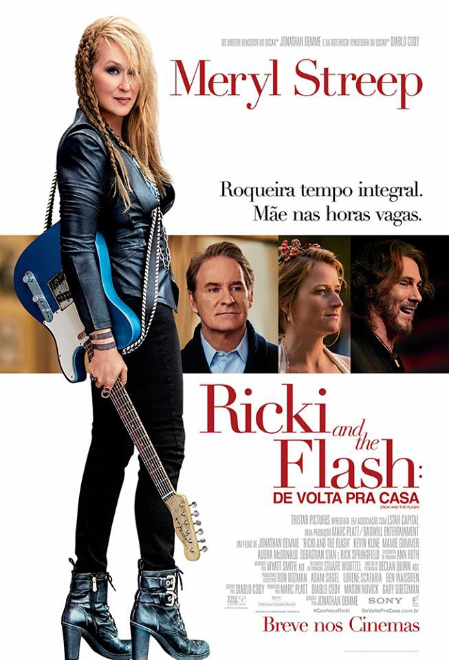 Ricki and the Flash – De Volta pra Casa (2015)