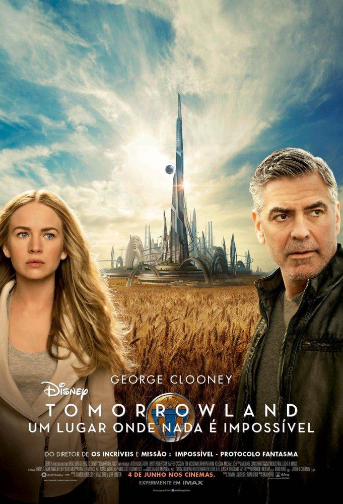 Tomorrowland - Um Lugar Onde Nada é Impossível (2015)