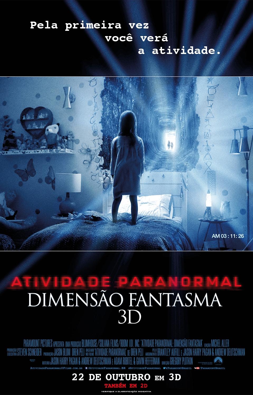 Atividade Paranormal: Dimensão Fantasma (2015)