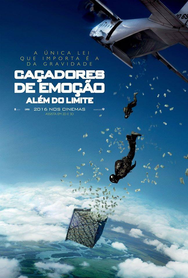 Caçadores de Emoção - Além do Limite (2015)