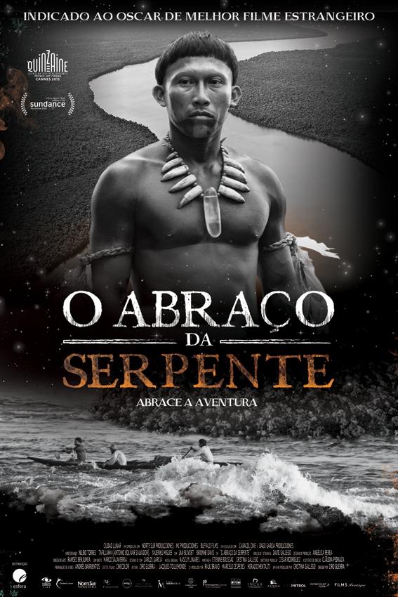 O Abraço da Serpente (2015)