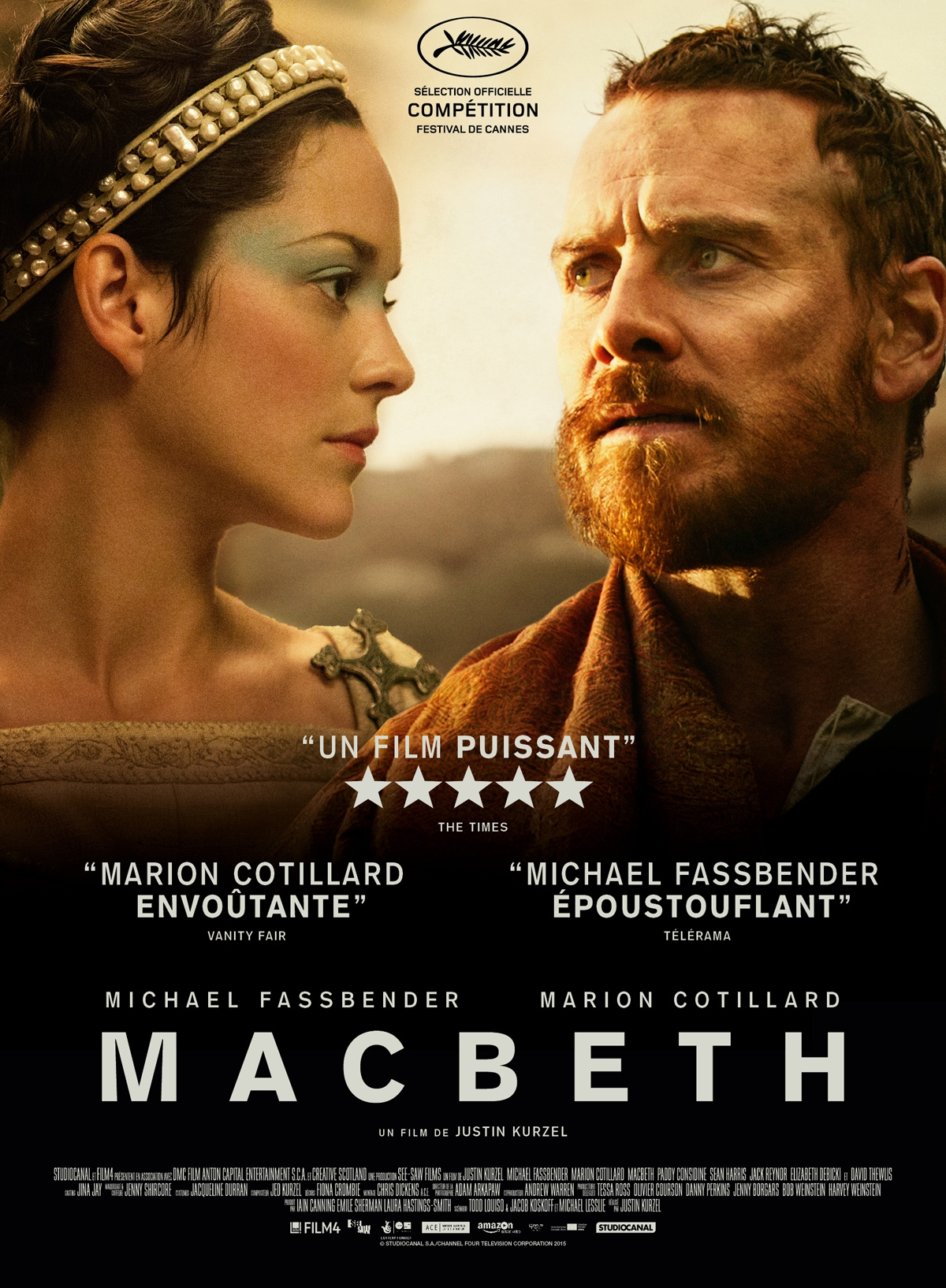 Macbeth: Ambição & Guerra (2015)