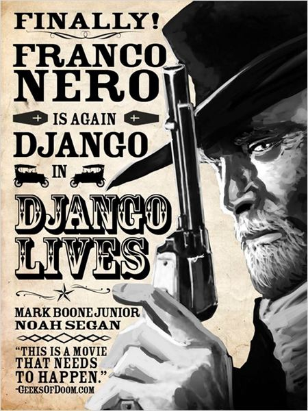 Django Lives  (2018)
