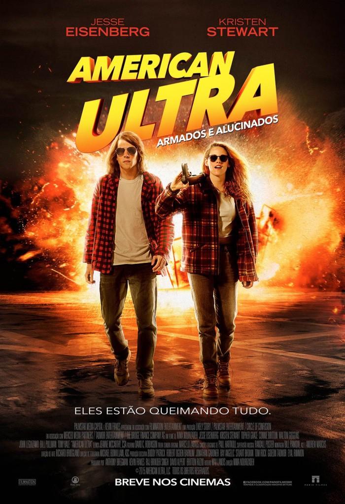 American Ultra: Armados e Alucinados (2015)
