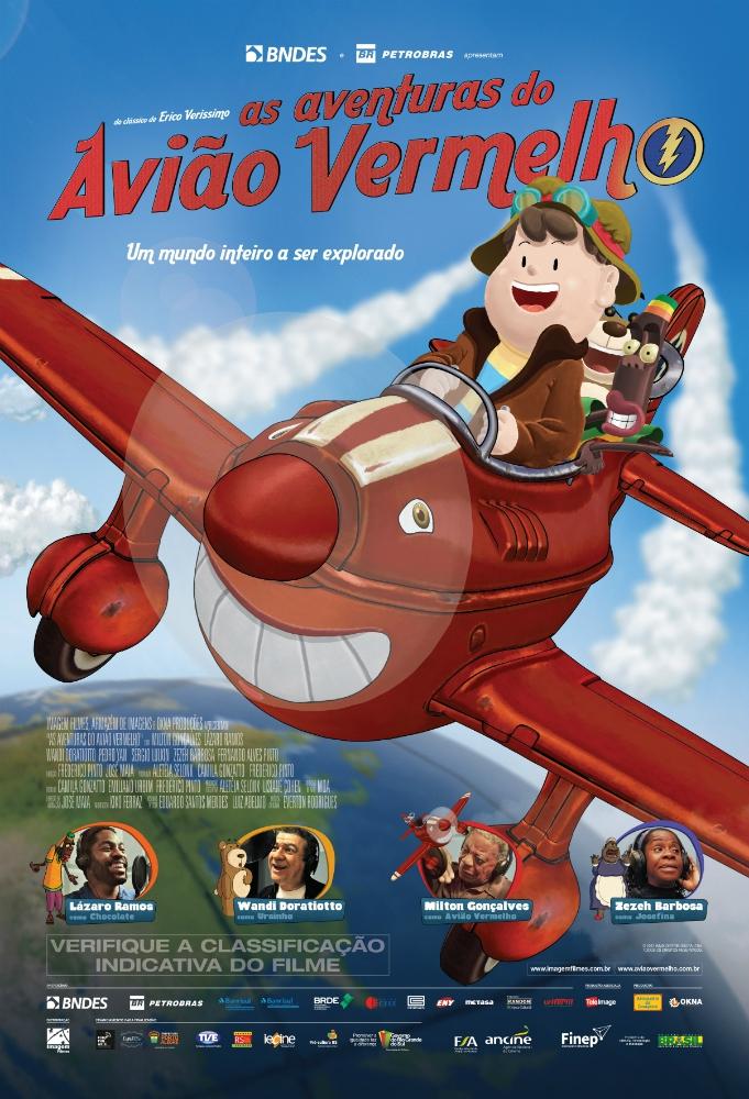 As Aventuras do Avião Vermelho (2015)