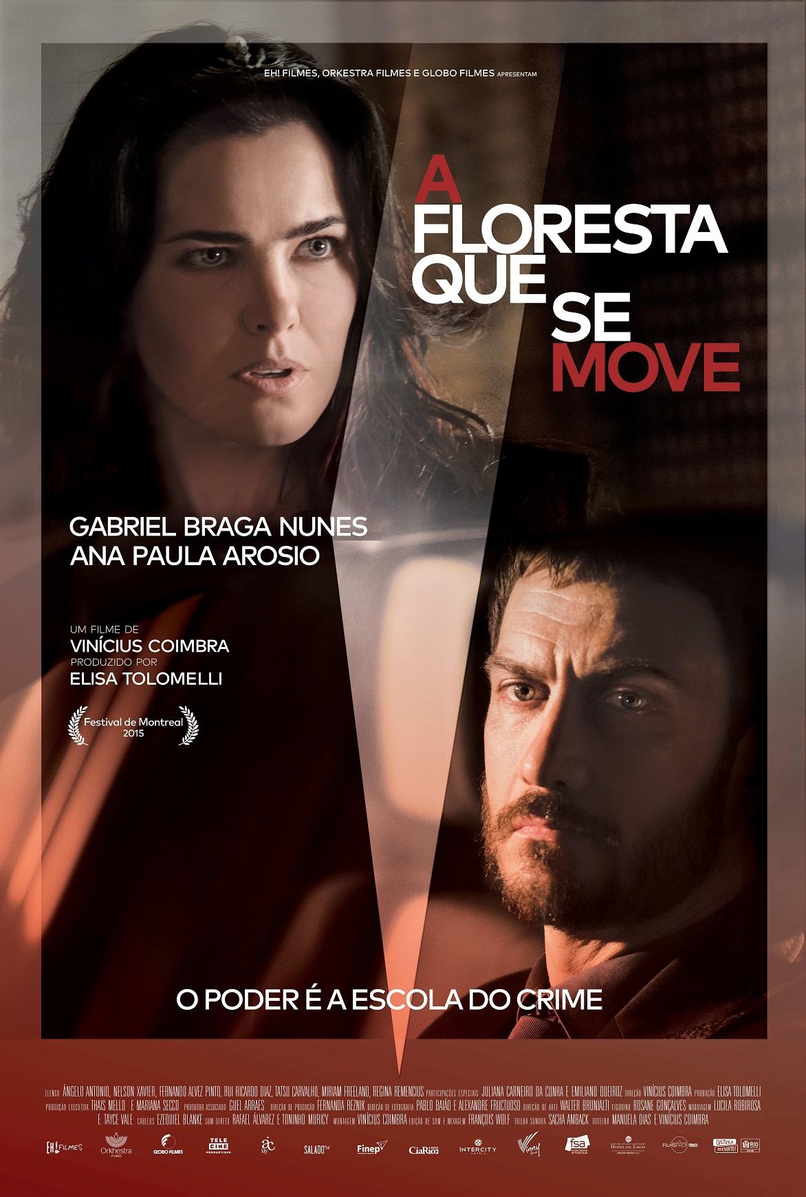 A Floresta Que Se Move (2015)