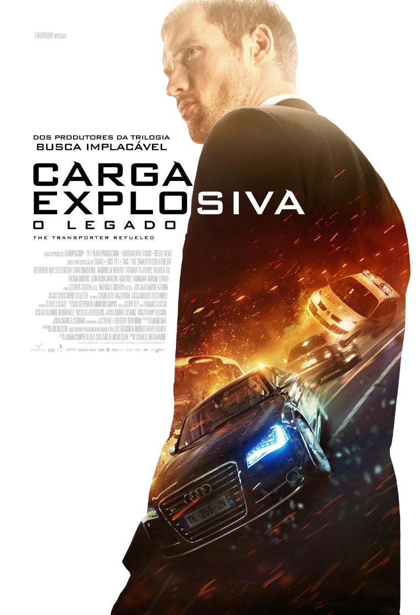 Carga Explosiva - O Legado (2015)