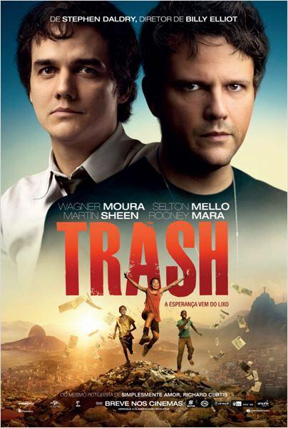 Trash - A Esperança Vem do Lixo  (2014)