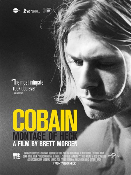Cobain: Montage of Heck  (2014)