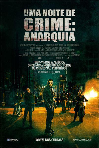 Uma Noite de Crime: Anarquia  (2014)