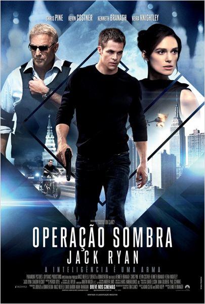 Operação Sombra - Jack Ryan  (2014)