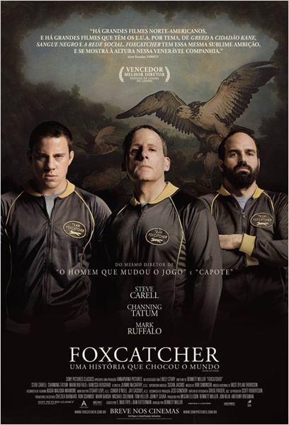 Foxcatcher - Uma História que Chocou o Mundo  (2014)