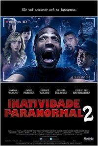 Inatividade Paranormal 2  (2014)