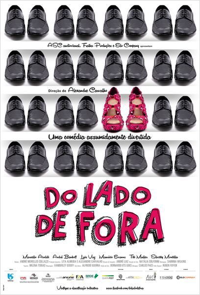 Do Lado de Fora  (2014)