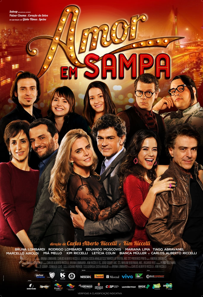 Amor em Sampa (2015)