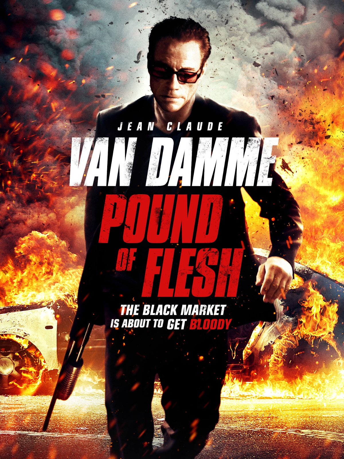 Pound of Flesh (2015)