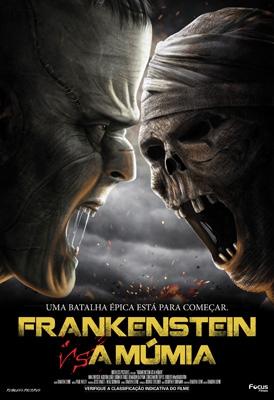 Frankenstein vs. A Múmia (2015)