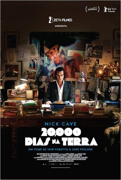 Nick Cave - 20.000 Dias na Terra   (2014)