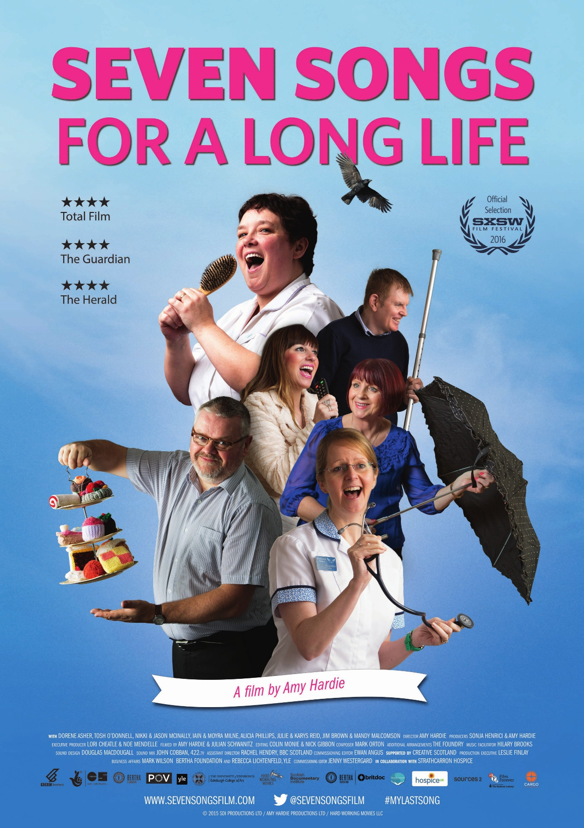 Seven Songs for a Long Life (2015)