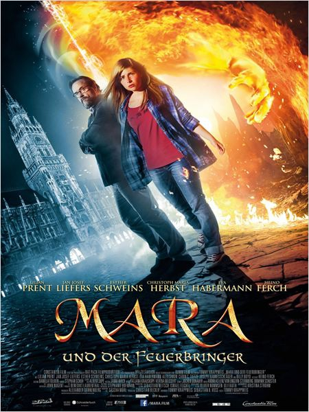 Mara e o Senhor do Fogo  (2014)