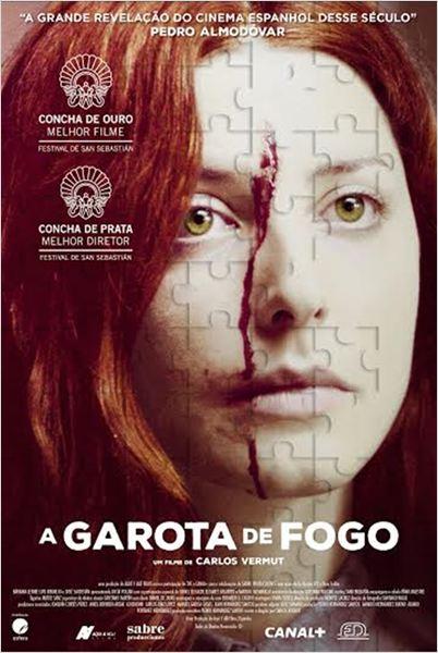 A Garota de Fogo  (2014)