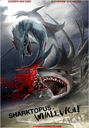 Sharktopus vs. Whalewolf  (2014)