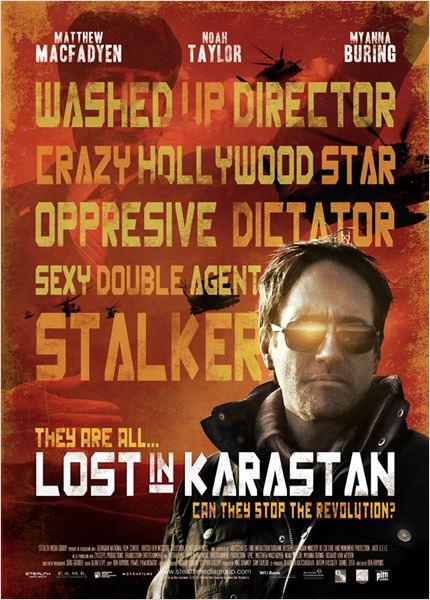 Perdido em Karastan  (2014)