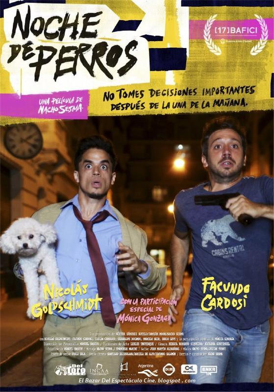 Noche de Perros (2015)