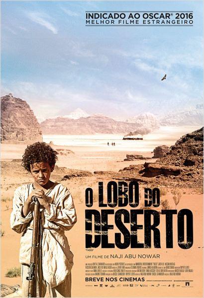 O Lobo do Deserto  (2014)