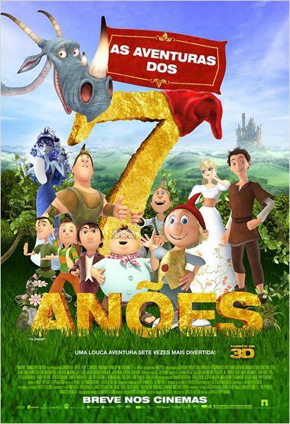As Aventuras dos 7 Anões   (2014)