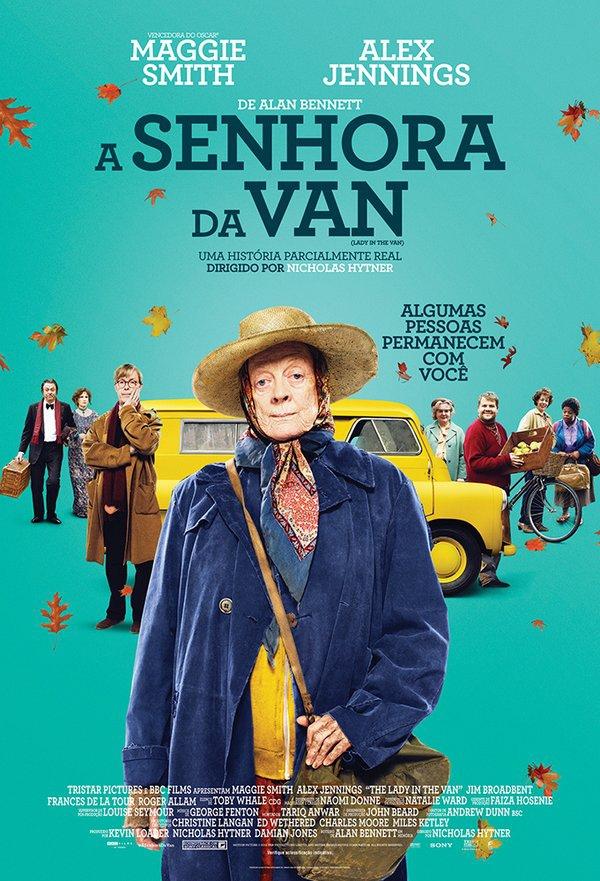 A Senhora da Van (2015)