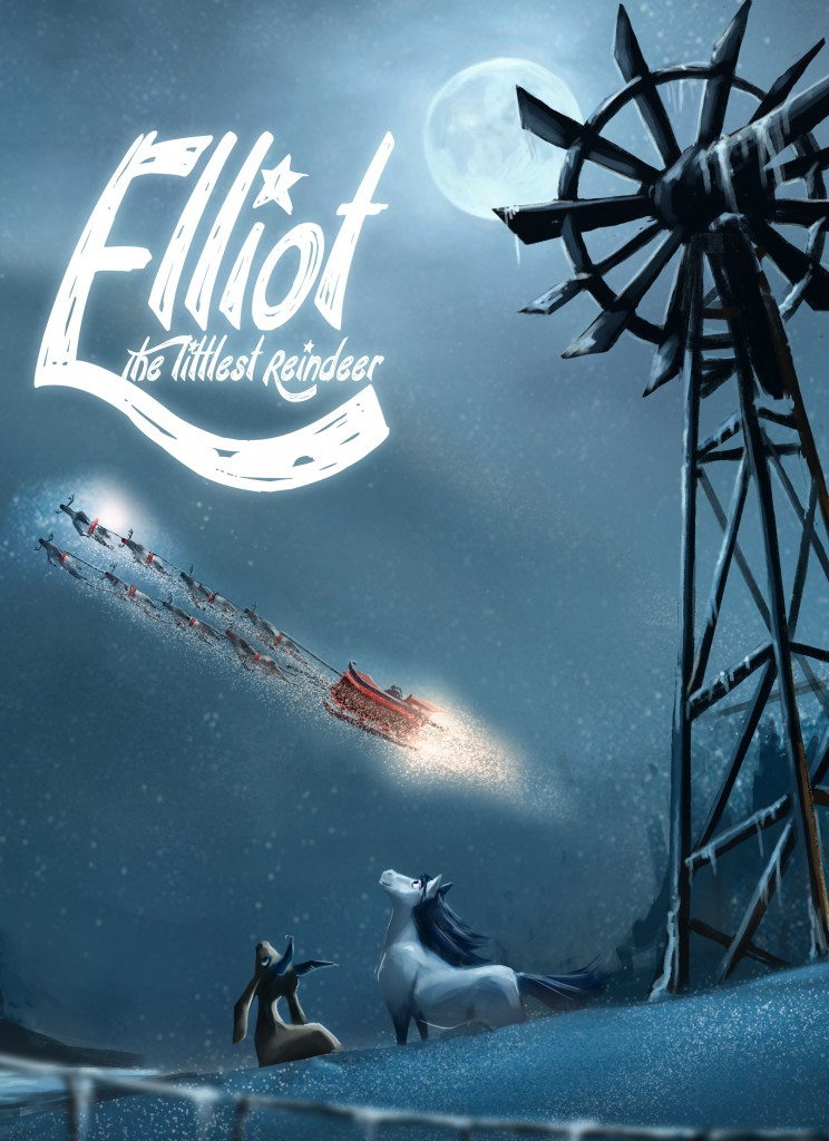 Elliot: The Littlest Reindeer (2015)