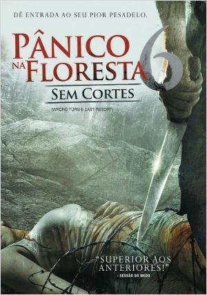 Pânico na Floresta 6  (2014)