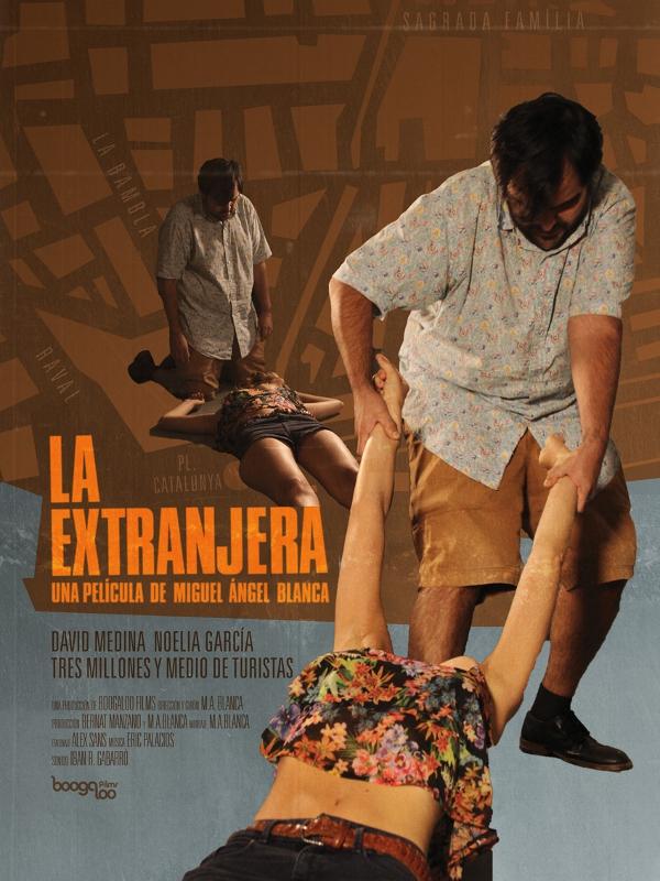 La Extranjera (2015)