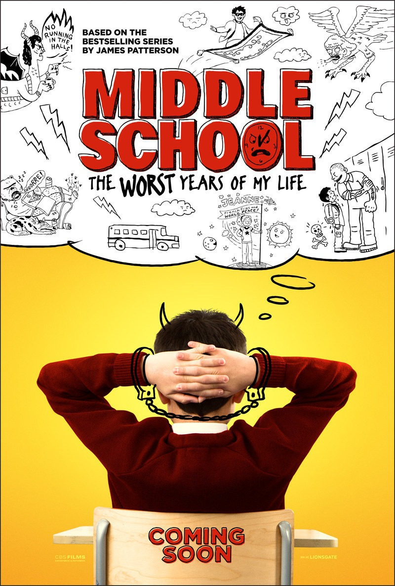 Middle School: The Worst Years of My Life (2015)