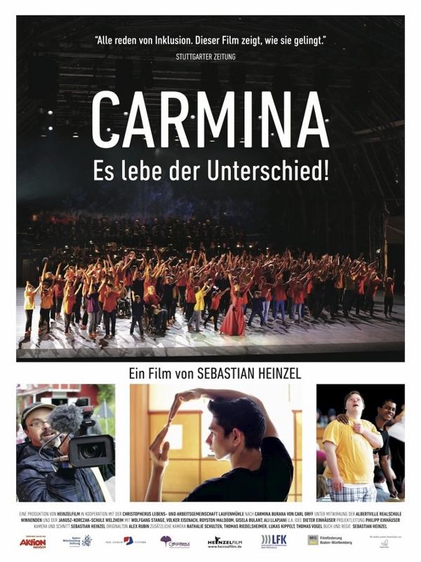 Carmina - Viva a diferença  (2014)