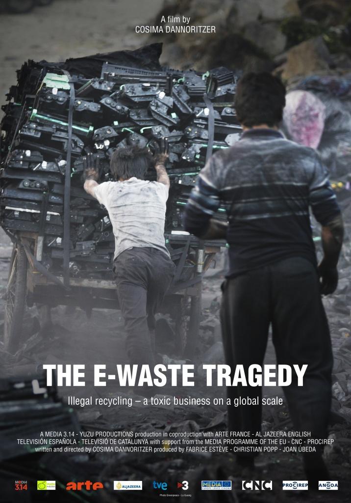 A Tragédia do Lixo Eletrônico  (2014)