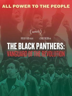 Os Panteras Negras: Vanguarda da Revolução  (2014)