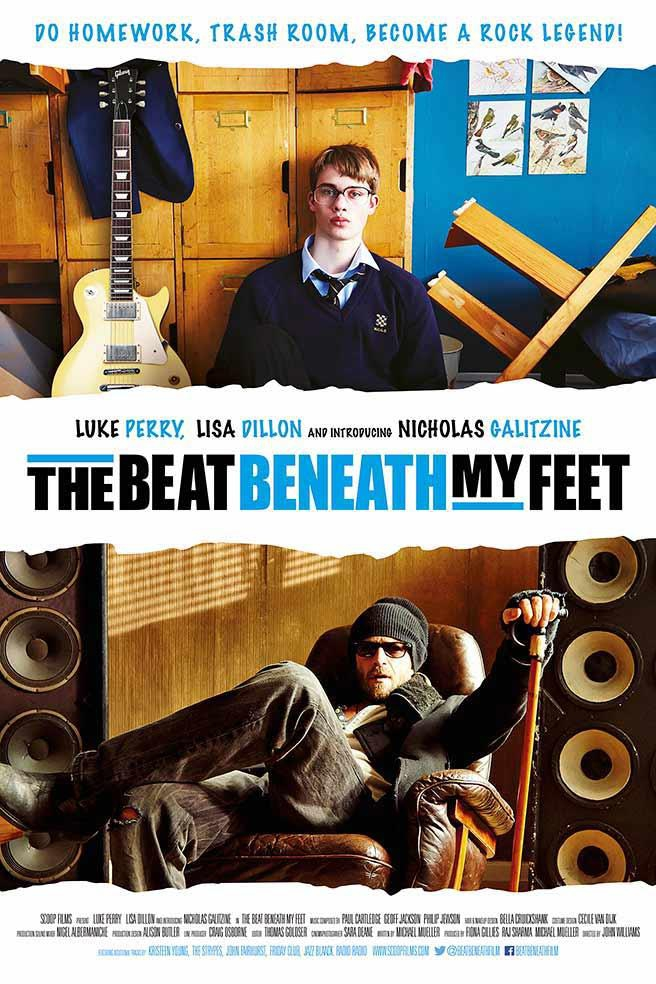 The Beat Beneath My Feet  (2014)