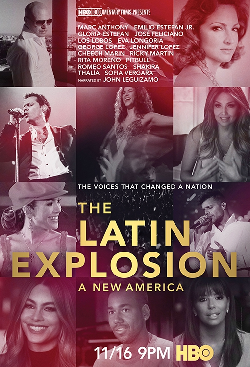 The Latin Explosion: A New America (2015)