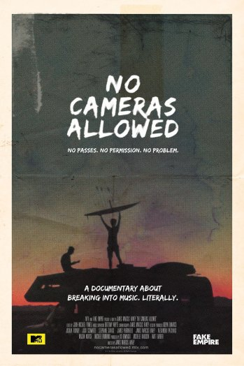 No Cameras Allowed  (2014)