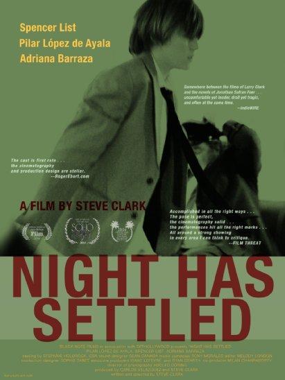 A Noite Acalmou (2014)