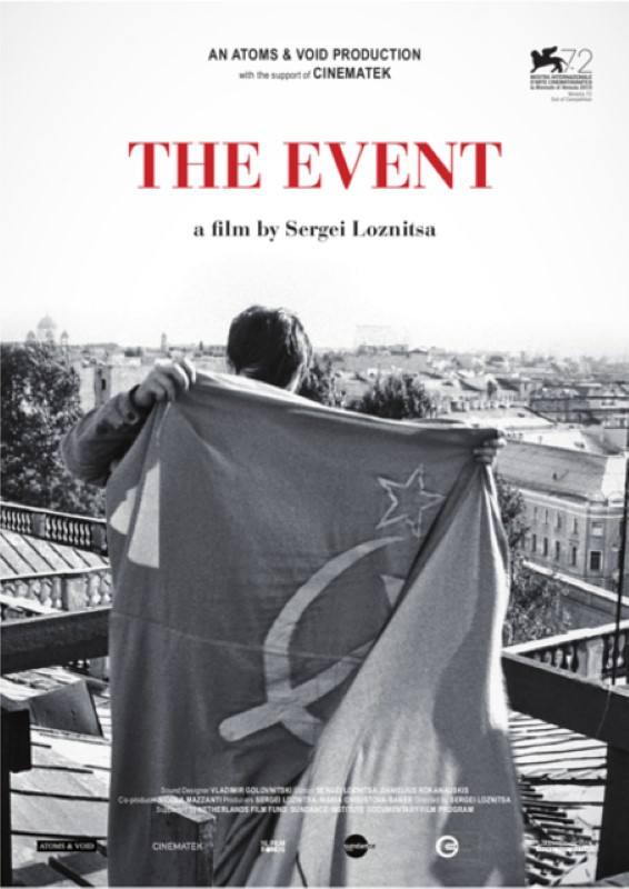 The Event (2015)